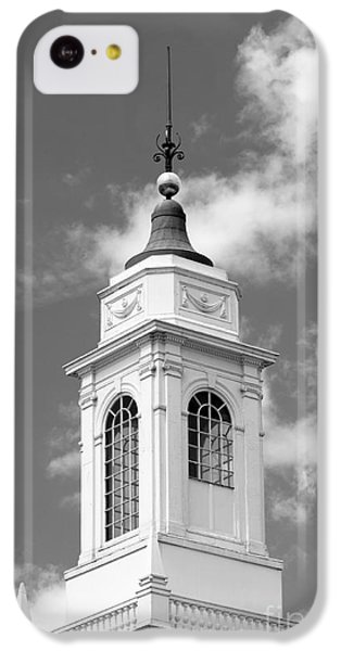Radcliffe College Cupola IPhone 5c Case by University Icons