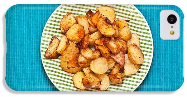Roast Potatoes IPhone 5c Case by Tom Gowanlock