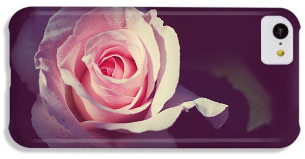 Rose Light IPhone 5c Case by Lupen  Grainne