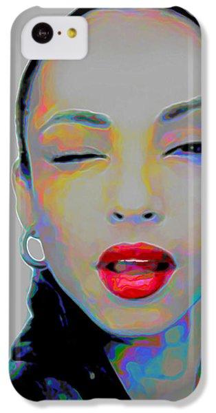Sade 3 IPhone 5c Case by Fli Art