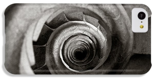 Sagrada Familia Steps IPhone 5c Case by Dave Bowman