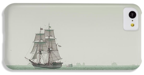 Sail Ship 1 IPhone 5c Case by Lucid Mood