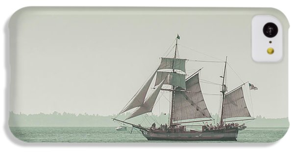 Sail Ship 2 IPhone 5c Case by Lucid Mood