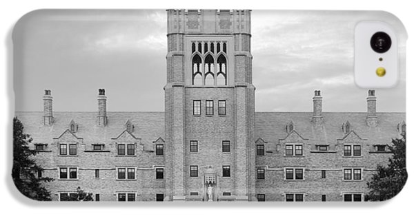 Saint Mary's College Le Mans Hall IPhone 5c Case by University Icons