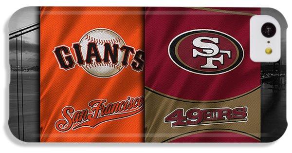 San Francisco Sports Teams IPhone 5c Case by Joe Hamilton