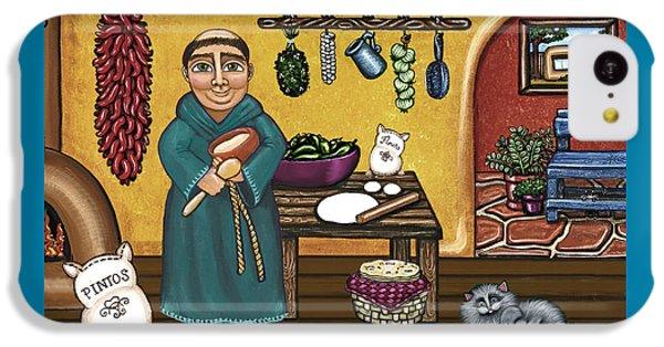 San Pascuals Kitchen IPhone 5c Case by Victoria De Almeida