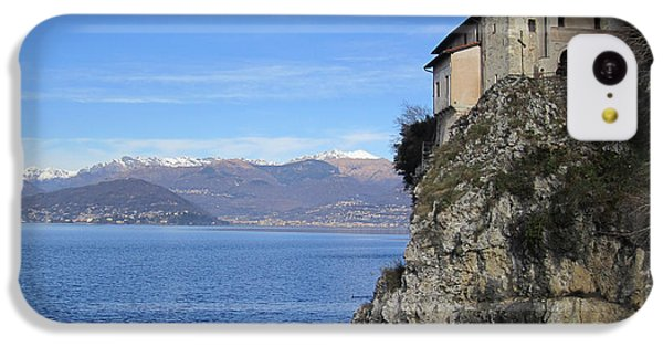 IPhone 5c Case featuring the photograph Santa Caterina - Lago Maggiore by Travel Pics