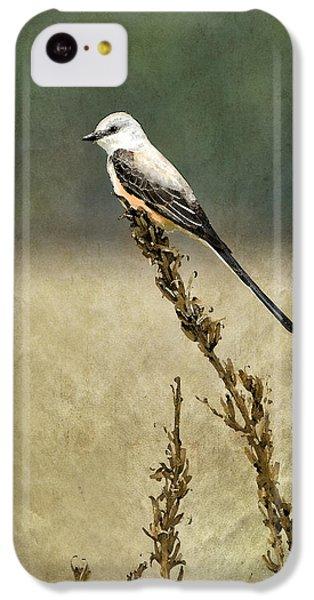 Scissortailed-flycatcher IPhone 5c Case by Betty LaRue