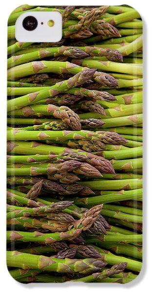 Scotts Asparagus Farm, Marlborough IPhone 5c Case by Douglas Peebles
