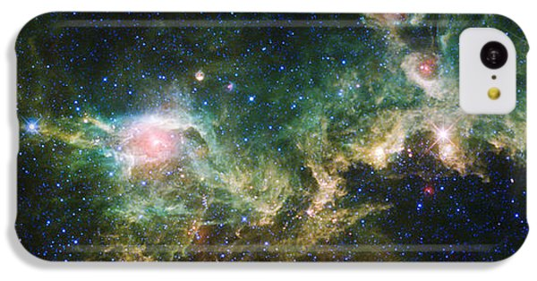 Seagull Nebula IPhone 5c Case by Adam Romanowicz