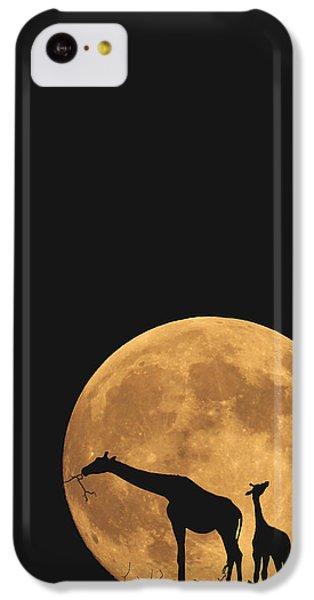 Serengeti Safari IPhone 5c Case by Carrie Ann Grippo-Pike