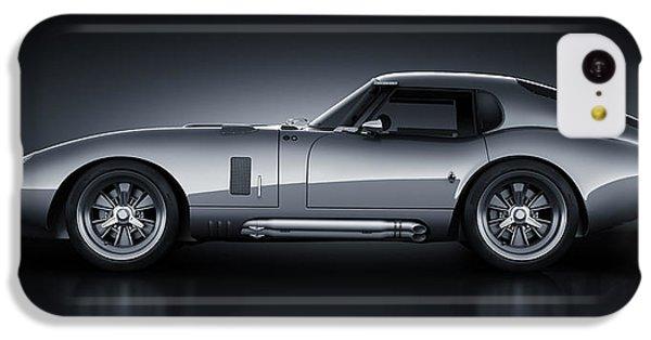 Shelby Daytona - Bullet IPhone 5c Case by Marc Orphanos