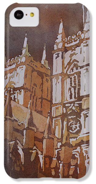 Shining Out Of The Rain IPhone 5c Case by Jenny Armitage