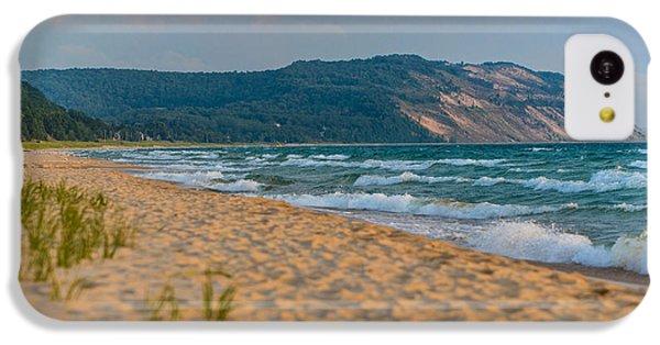 Sleeping Bear Dunes At Sunset IPhone 5c Case by Sebastian Musial