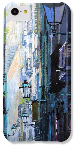 Spain Series 06 Barcelona IPhone 5c Case by Yuriy Shevchuk