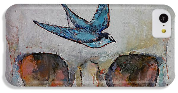 Sparrow IPhone 5c Case by Michael Creese