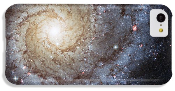 Spiral Galaxy M74 IPhone 5c Case by Adam Romanowicz