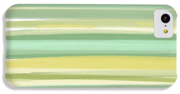 Spring Green IPhone 5c Case by Lourry Legarde