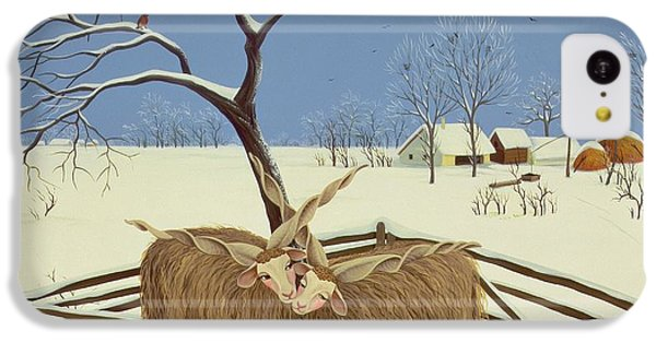 Spring In Winter IPhone 5c Case by Magdolna Ban