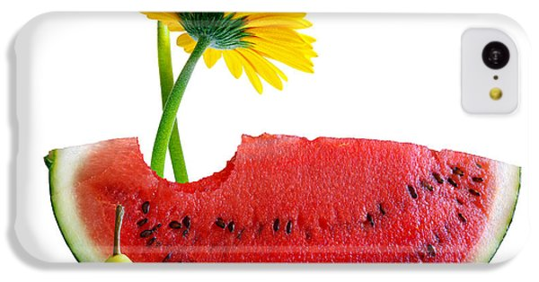 Spring Watermelon IPhone 5c Case by Carlos Caetano