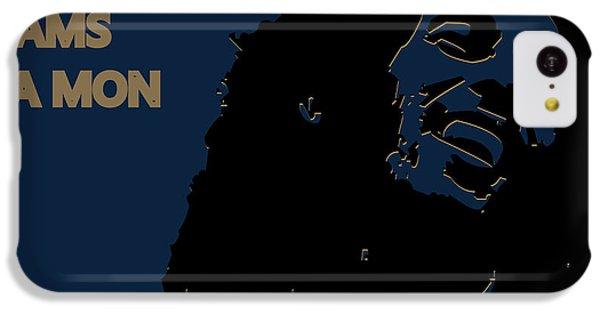 St Louis Rams Ya Mon IPhone 5c Case by Joe Hamilton