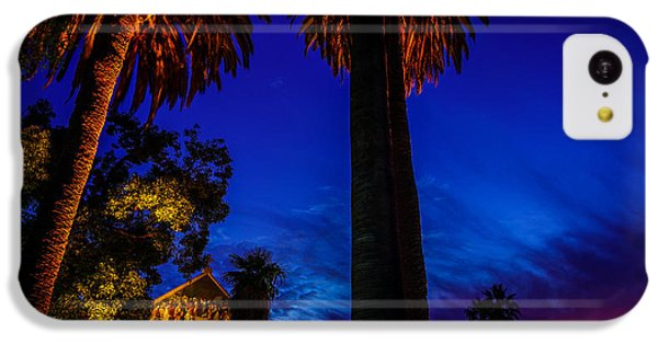 Stanford University Memorial Church At Sunset IPhone 5c Case by Scott McGuire