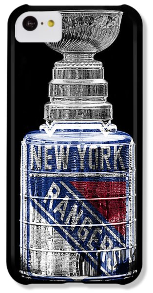 Stanley Cup 4 IPhone 5c Case by Andrew Fare