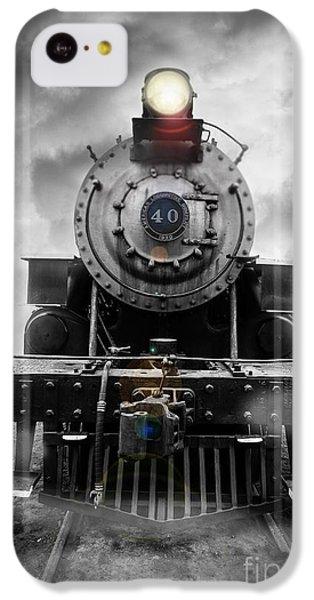Steam Train Dream IPhone 5c Case by Edward Fielding