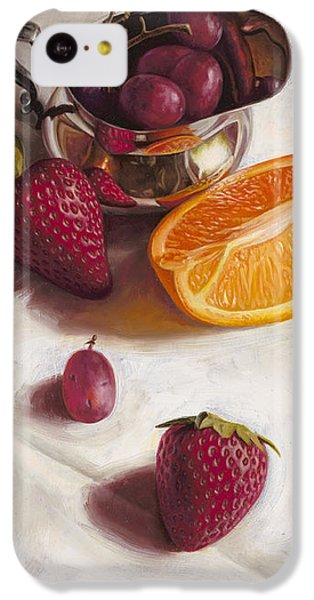 Still Life Reflections IPhone 5c Case by Ron Crabb