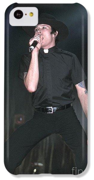 Stone Temple Pilots IPhone 5c Case by Concert Photos