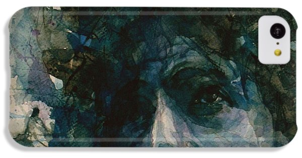 Subterranean Homesick Blues  IPhone 5c Case by Paul Lovering