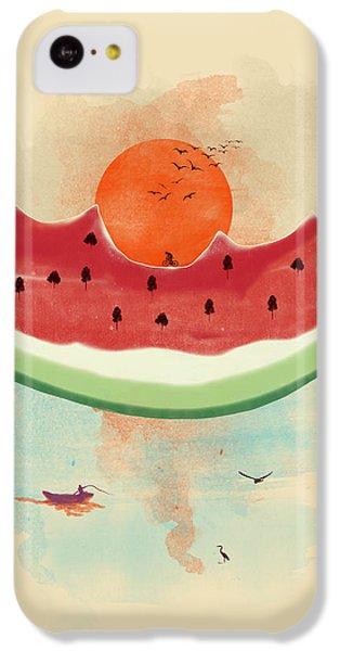 Summer Delight IPhone 5c Case by Neelanjana  Bandyopadhyay