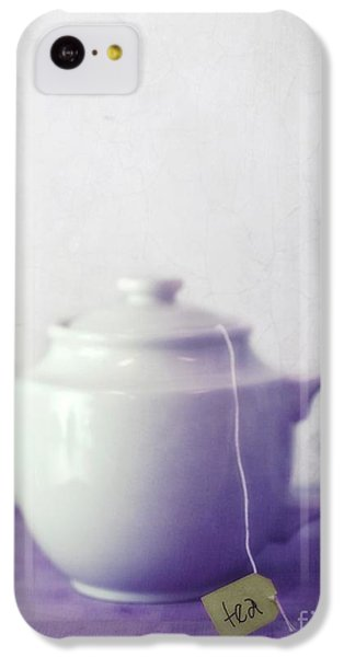 Tea Jug IPhone 5c Case by Priska Wettstein