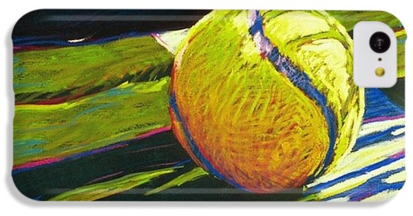 Tennis I IPhone 5c Case by Jim Grady