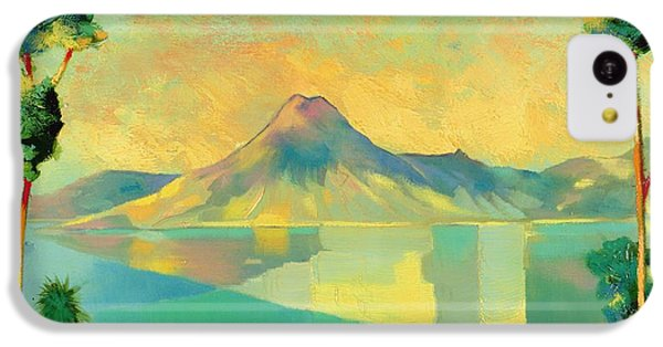 The Art Of Long Distance Breathing IPhone 5c Case by Andrew Hewkin