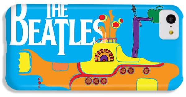 The Beatles No.11 IPhone 5c Case by Caio Caldas