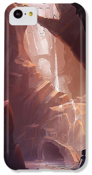 The Big Friendly Giant IPhone 5c Case by Kristina Vardazaryan