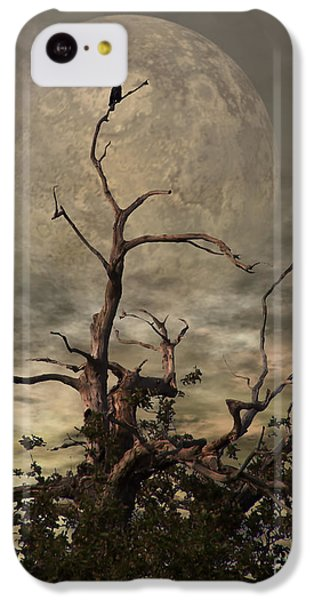 The Crow Tree IPhone 5c Case by Isabella Abbie Shores