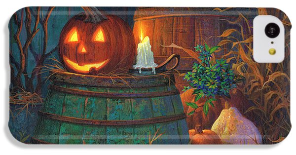 The Great Pumpkin IPhone 5c Case by Michael Humphries
