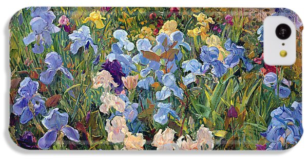 The Iris Bed IPhone 5c Case by Timothy Easton