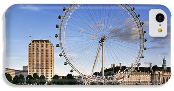 The London Eye IPhone 5c Case by Rod McLean