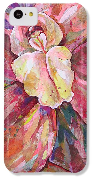 The Orchid IPhone 5c Case by Shadia Derbyshire