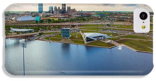 The Oklahoma River IPhone 5c Case by Cooper Ross
