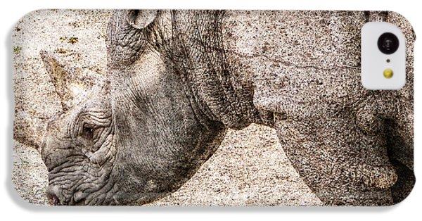 The Rhino IPhone 5c Case by Ray Van Gundy
