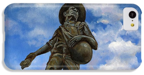The Seed Sower IPhone 5c Case by Linda Dunbar