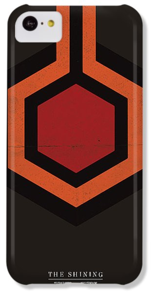 The Shining IPhone 5c Case by Mike Taylor