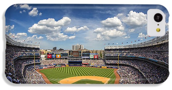 The Stadium IPhone 5c Case by Rick Berk