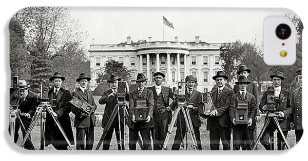 The White House Photographers IPhone 5c Case by Jon Neidert