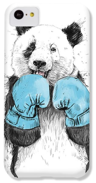The Winner IPhone 5c Case by Balazs Solti