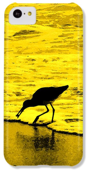 This Beach Belongs To Me IPhone 5c Case by Ian  MacDonald